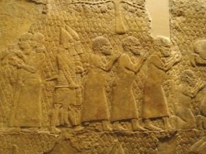 lachish-relief