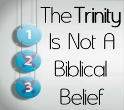 The Trinity is not a Biblical belief