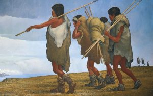 First people in the Americas