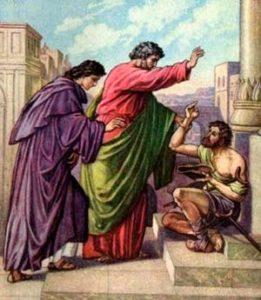 Healings of the Apostles