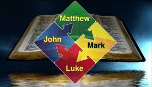 Titles of the Gospels